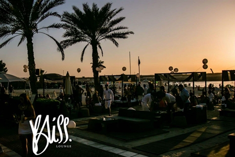 Bliss Lounge Beach Party 13